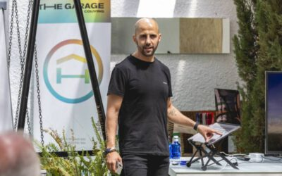 Nace The Garage, el primer 'coliving' alicantino para conectar empresas y personas